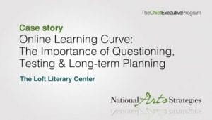 Online Learning Curve