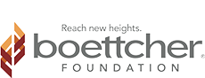 The Boettcher Foundation logo