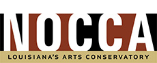 New Orleans Center for the Creative Arts logo